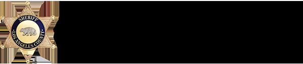 LASD Sheriff's Department Logo
