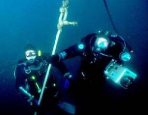 Marina Del Rey Dive Team underwater