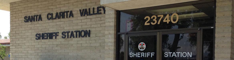 Santa Clarita Sheriff's Station