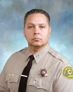 Captain Nuñez Los Angeles County Sheriff's Deparment Cerritos Station