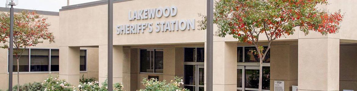 Lakewood Sheriff's Station