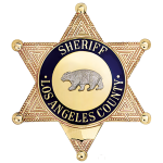 Los Angeles County Sheriff's Department Badge