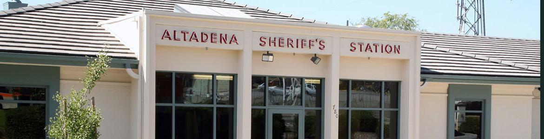 Altadena Sheriff's Station