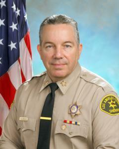 Sheriff Alex Villanueva
