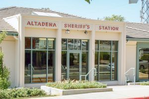 Los Angeles County Sheriff's Department Altadena Station