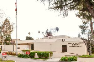 Los Angeles County Sheriff's Department Crescenta Valley Station