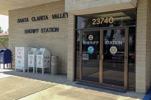 Los Angeles County Sheriff's Department Santa Clarita Valley Station
