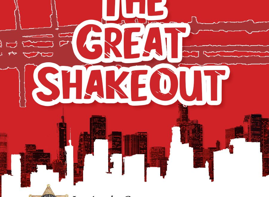 graphic of The great shakeout event