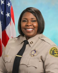 Captain La Tonya Clark portrait