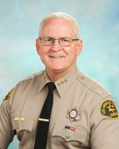 Assistant Sheriff Custody Bruce Chase