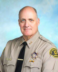 Chief East Patrol Divison Patrick J. Jordan