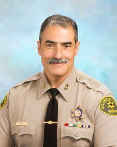 Chief Central Patrol Divison Eliezer Vera