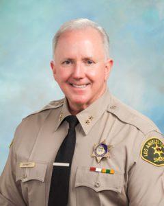 Chief Custody Division Brendan J. Corbett