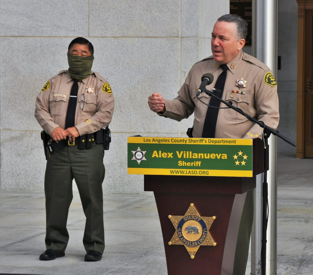 Sheriff Denounces Budget Cuts Services To Be Affected